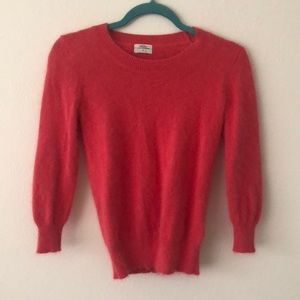 Coral Madewell Sweater
